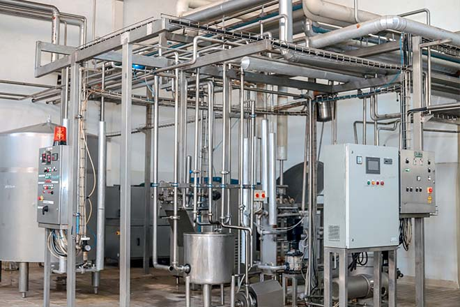 Pelwatte Dairy commissions new milk powder plant