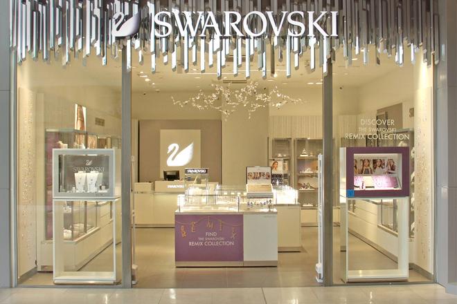 Swarovski opens its doors in Sri Lanka with business partner Softlogic
