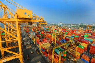 Sri Lanka port volumes up