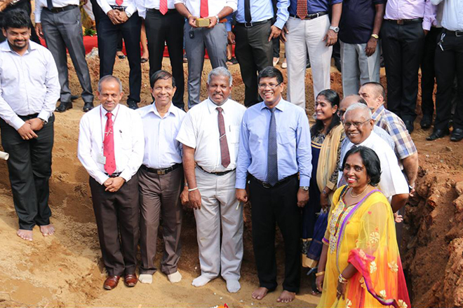 Blue Ocean Group lays foundation stone for yet another luxury condominium