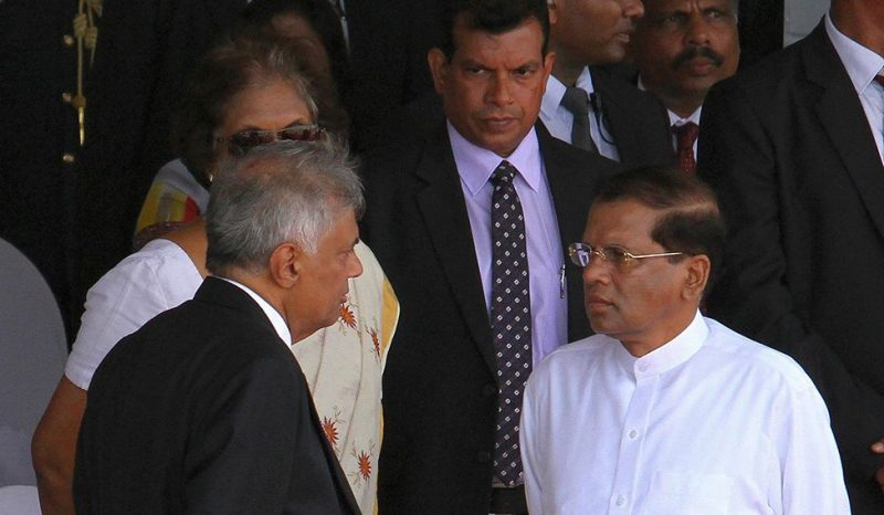 Ranil – I am still the PM, I have majority in Parliament