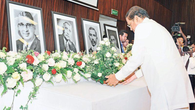 Opinion: Who are President Maithripala Sirisena's advisors? Rukman Senanayake should be one of them