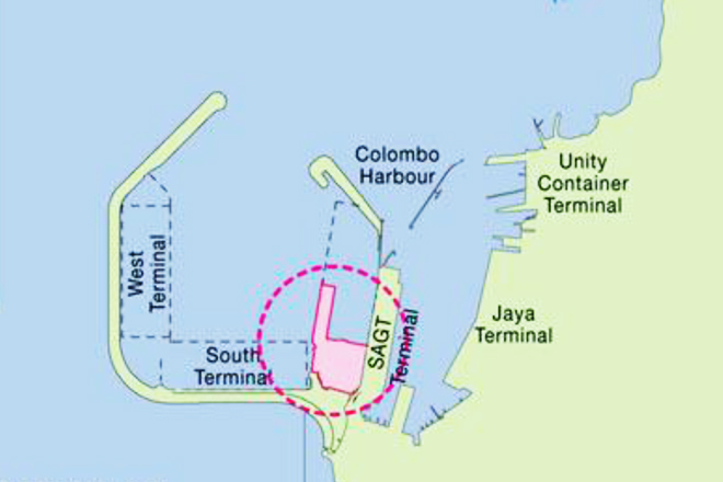 Sri Lanka reiterates that Colombo East Terminal will not be given to any country