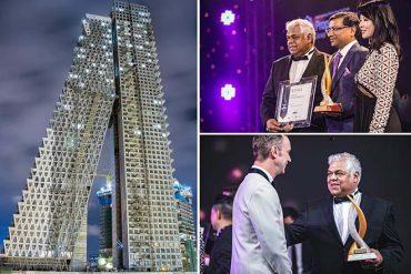 Sri Lanka's Altair adjudged best condo in Asia for architectural design