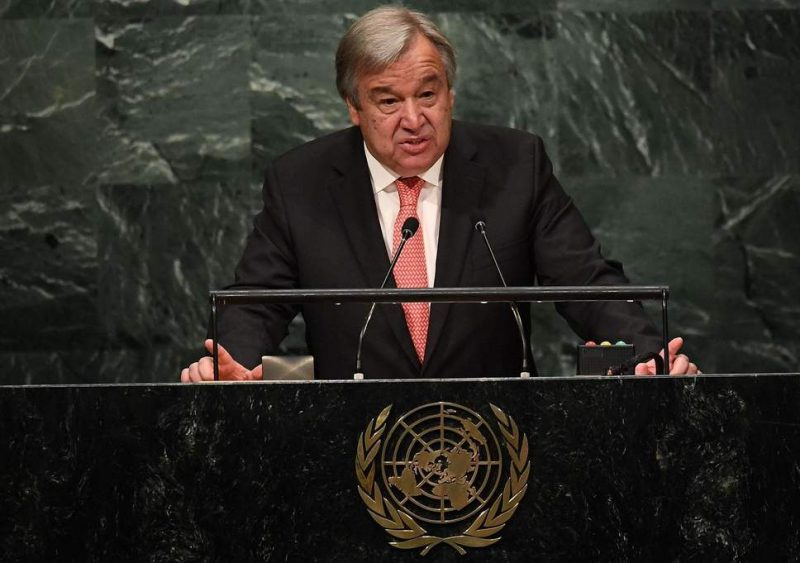 UN Secretary General asks Sri Lanka's President to allow Parliament vote ASAP