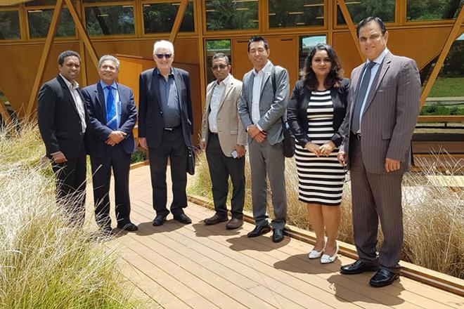 Sri Lankan IT-BPM delegation visits Sydney for market expansion