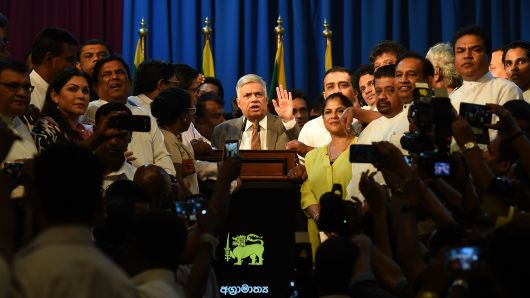 Opinion: Give Ranil a break and allow him space to put Sri Lanka back together