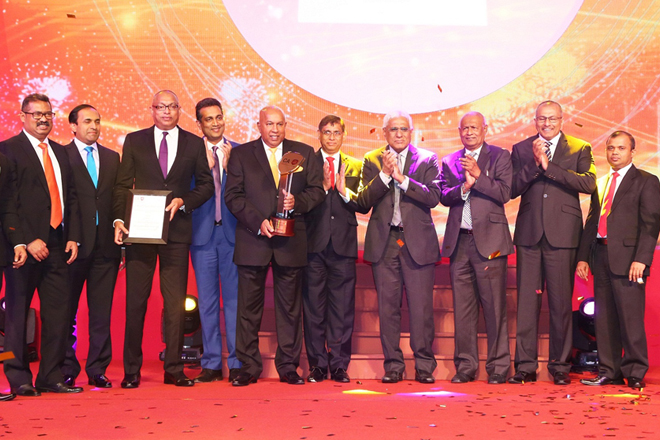 Hayleys crowned winner at CA Sri Lanka 54th Annual Report Awards