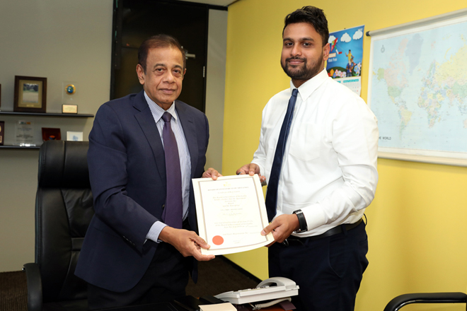 BOI signs deal for mixed development apartment complex in Colombo 3