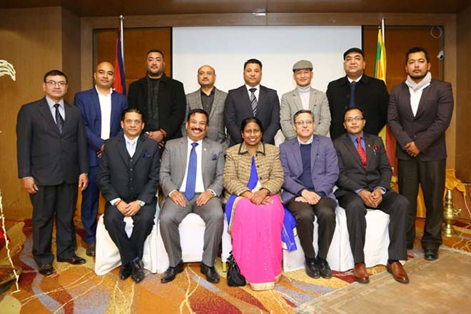 Sri Lanka and Nepal to strengthen economic cooperation