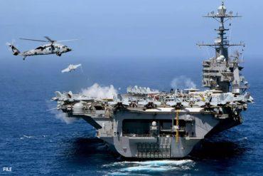 US Navy conducts temporary cargo transfer initiative in Sri Lanka