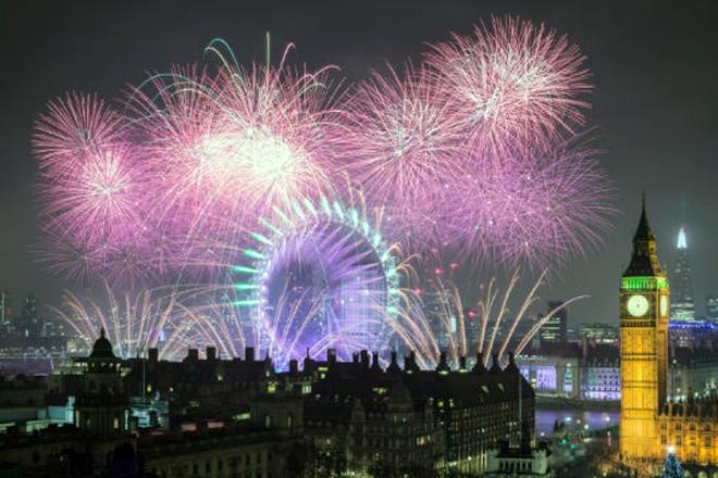 Happy New Year 2019: New Year celebrations around the World