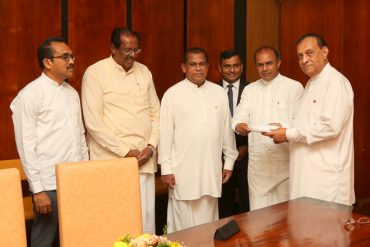 Parliamentary committee hands over report about recent unruly incidents