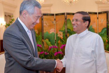 Sri Lanka expects to make certain amendments to Singapore FTA: President