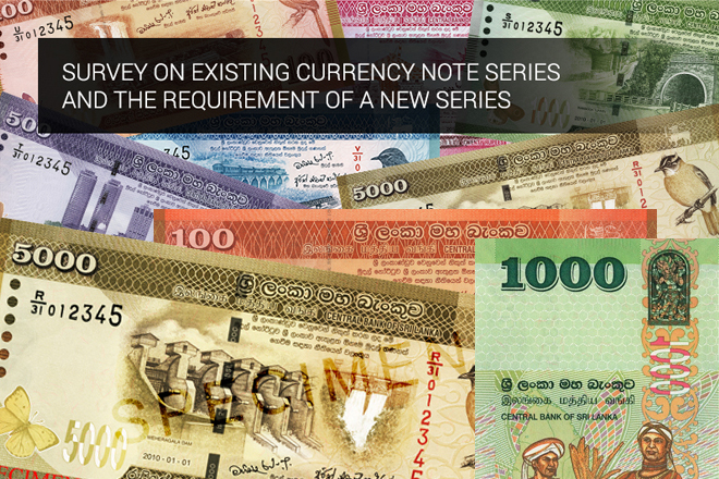 CB conducts online survey on existing notes & requirement of a new series