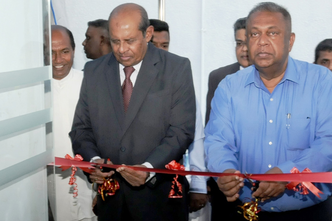 Foreign Ministry's second Regional Consular Office declared open in Matara