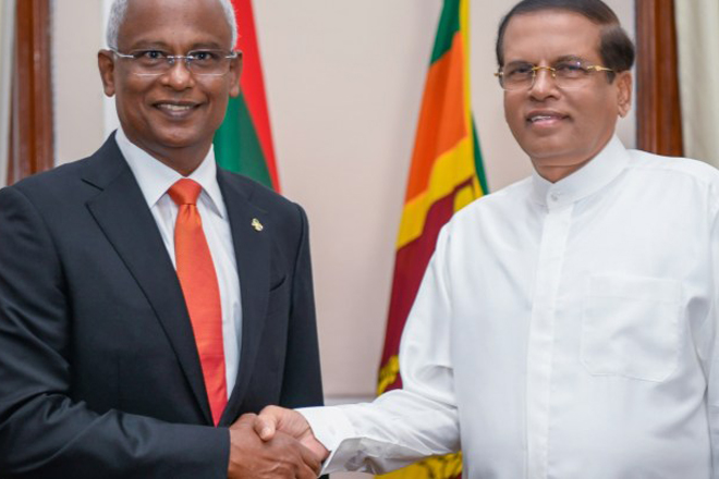 Sri Lanka, Maldives agree to review existing visa regime between two countries