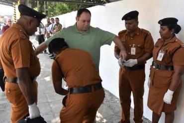 US Coast Guard trains Sri Lankan Port officials to improve port security