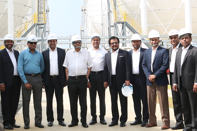Prime Minister visits Hambantota Port