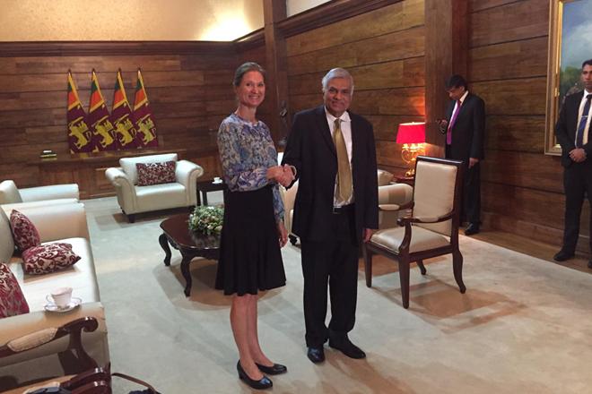 Norway to provide NOK 60 million for mine action in Sri Lanka