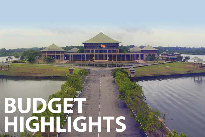 Sri Lanka Budget 2019 – Live Coverage