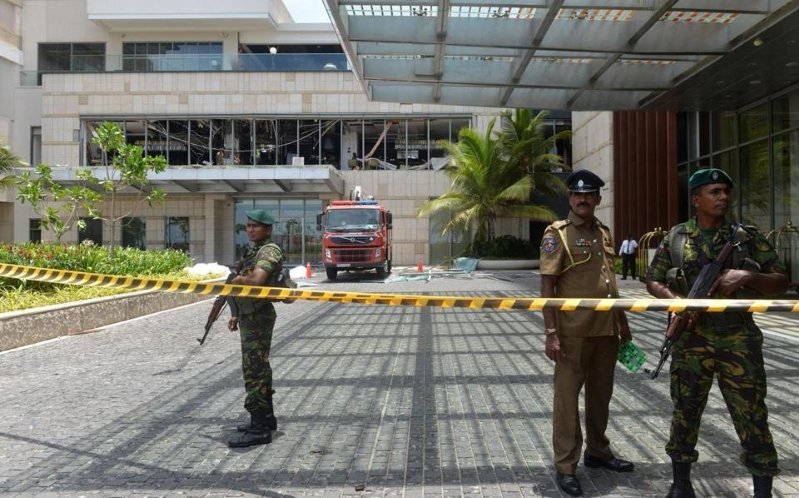 We are Safe – Easter Sunday 2019 in Sri Lanka