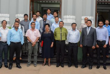 RMIT starts joint Ph.D programme with Peradeniya and Moratuwa Universities