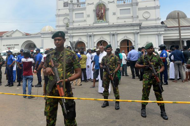 World leaders condemn Easter Sunday blasts in Sri Lanka