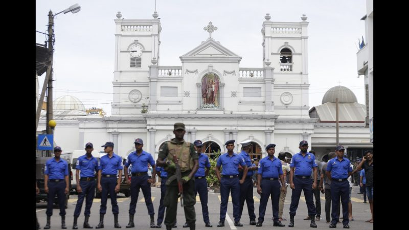 Opinion: Sri Lanka's Easter attacks among the worst modern acts of global terror