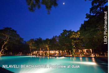 Nilaveli Beach Hotel in Sri Lanka's Eastern Coast   - Lanka Business Online