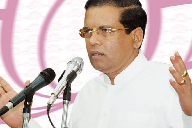 Sri Lanka president advises officials to brace for impending drought