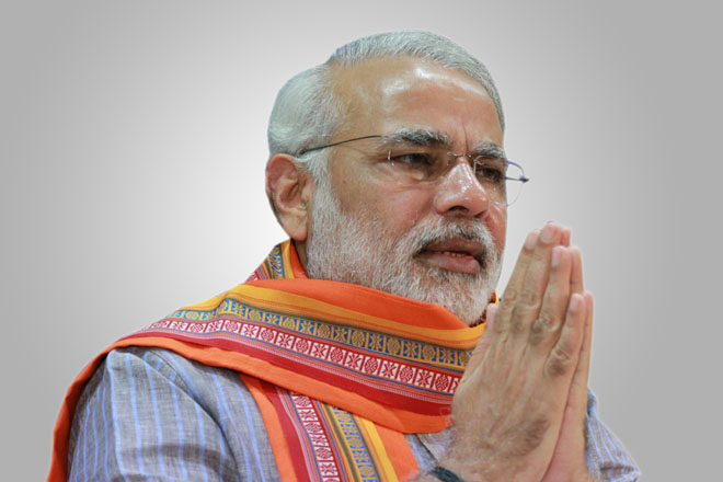 Modi wins second term