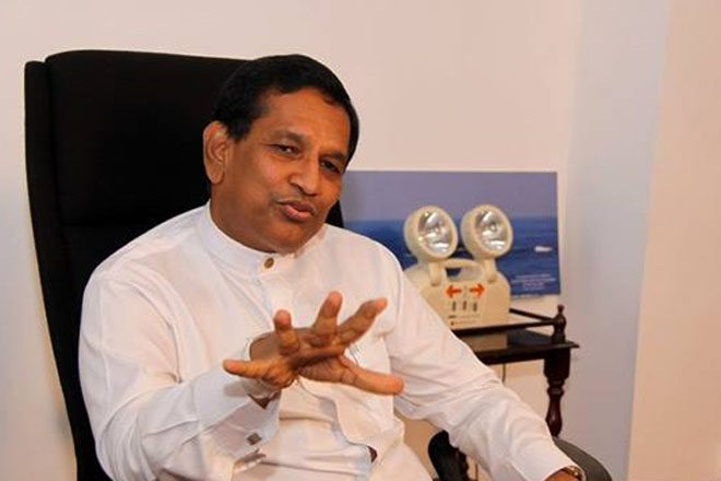 Former Sri Lankan brigadier responsible for Northern 'Ava' gang: Rajitha