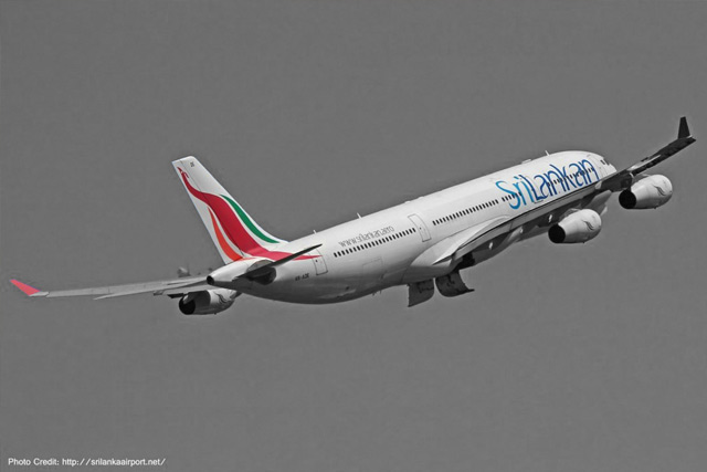 SriLankan Airlines calls on the Airline Pilots' Guild to put the country first