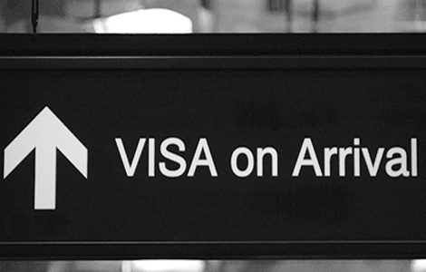 Visa On Arrival? Not really