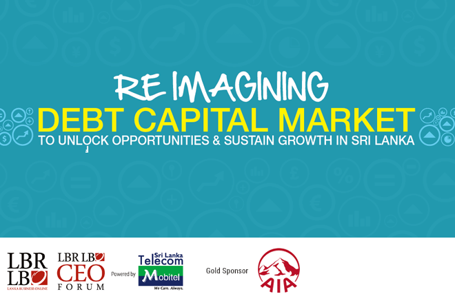 "63rd LBR LBO CEO Forum – ""Reimagining Debt Capital Market to Unlock Opportunities & Sustain Growth"" – 4th June 2015"
