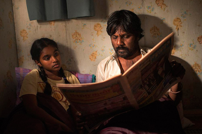 Sri Lankan themed 'Dheepan' wins Palme d'Or, top honor of Cannes Film Festival 2015