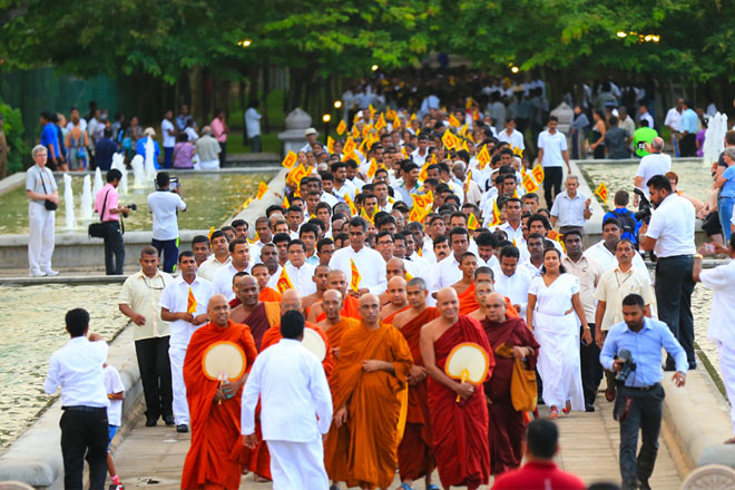 JHU 'Ranaviru' commemoration
