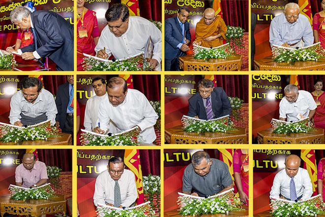 Sri Lanka PAFFREL calls Parliamentarians to adhere March 12 Declaration