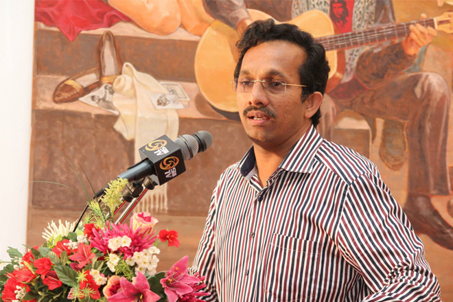 Sunil Handunnetti elected as new COPE Chairman
