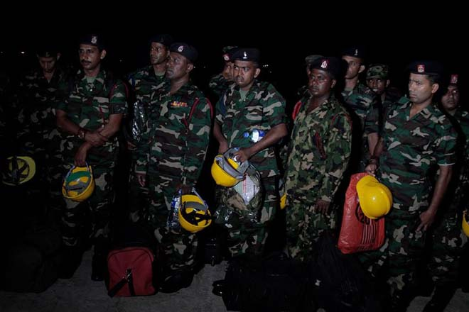 Sri Lanka's helping hand to Napal…