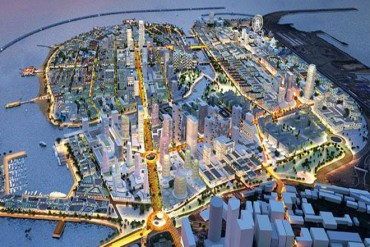 Are we getting the Colombo Port City Financial Centre right?