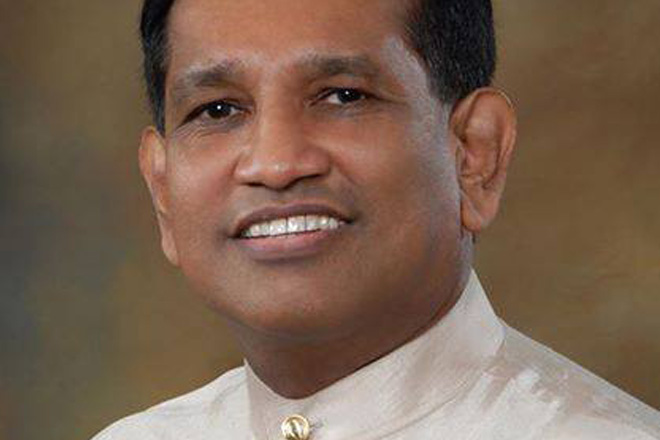 Sri Lanka's cabinet spokesman was offered Rs20mn bribe