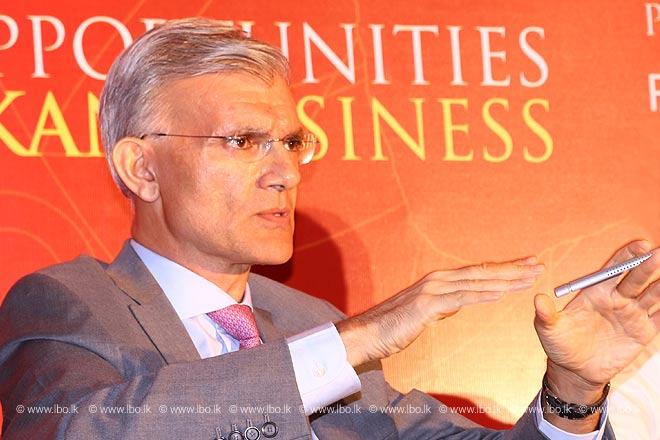 Prof Razeen Sally explains economic outlook at 62nd LBR LBO CEO Forum