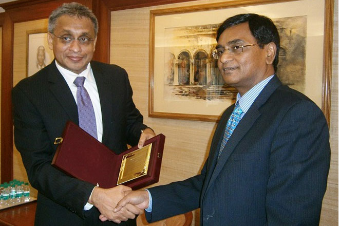 Sri Lanka's CDS signs MoU with NSDL India to share knowledge on depository services
