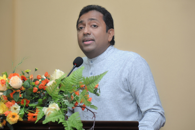 UNP eyes 125 seats in next Parliament with majority sinhala votes: Minister