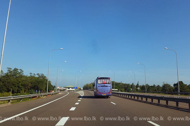 Walkers CML Properties educates public on highway safety in Sri Lanka