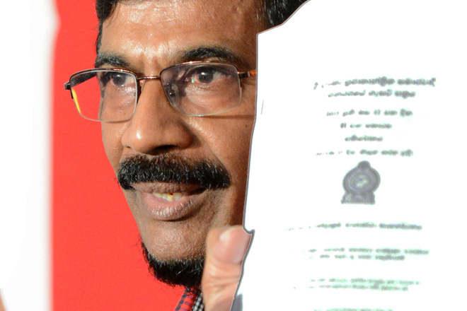 Sri Lanka's 20th amendment, a conspiracy against JVP