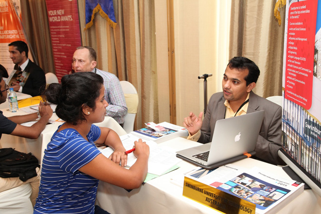 Aspirations International Education Exhibition launched
