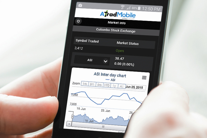 New mobile device to access CSE trading on the go